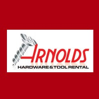 Photo taken at Arnolds Hardware by All Season Heating & Air on 5/18/2016