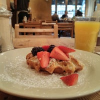 Photo taken at Le Pain Quotidien by Pious on 2/16/2013