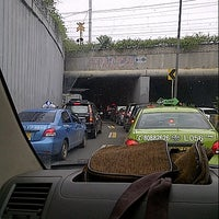 Photo taken at Underpass Senen (Terowongan) by bunbun d. on 1/8/2013