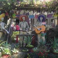 Photo taken at Rancho del Zocalo Restaurante by Eric S. on 9/16/2012