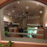 Photo taken at Thai Kitchen by Eric S. on 4/12/2013