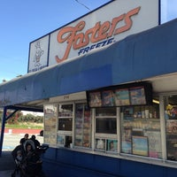 Photo taken at Fosters Freeze by Dana D. on 2/23/2016