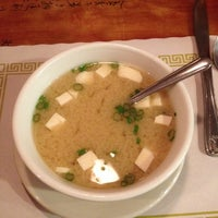 Photo taken at Shanghai Tokyo Restaurant & Sushi Bar by Heather S. on 10/12/2014