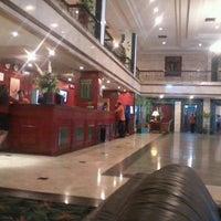 Photo taken at Hotel Soechi International by Dinan B. on 3/14/2013