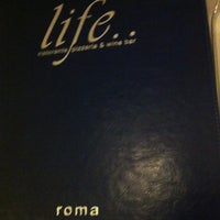 Photo taken at Ristorante Roma Life by Sechaba K. on 5/1/2013