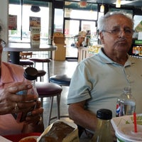 Photo taken at Quiznos by Euridice C. on 8/31/2014