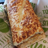 Photo taken at Quiznos by Euridice C. on 7/6/2014