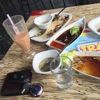 Photo taken at Restoran Ulam Desa by Nadhiya R. on 11/25/2015