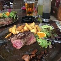Photo taken at Highland Steak House by Kirsten M. on 6/11/2016