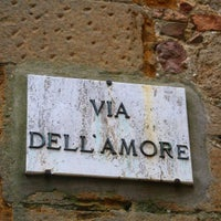 Photo taken at via dell'amore by francesco e. on 10/8/2015