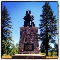 Photo taken at Donner Memorial State Park by Sandra F. on 7/20/2013