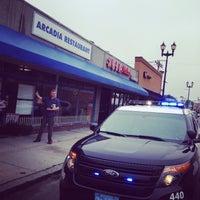 Photo taken at Arcadia Restaurant by Sandra F. on 6/14/2014