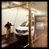 Photo taken at Hoffman Car Wash by Sandra F. on 6/21/2013