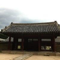 Photo taken at Jeongyejon by Eduardo D. on 7/20/2013