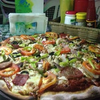 Photo taken at Brick Oven Alona-Pizza by Sunhee R. on 5/4/2013