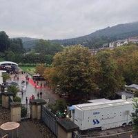 Photo taken at Dorint Maison Messmer Baden-Baden by @pureGLAMtv on 9/12/2013