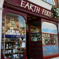 Photo prise au Earth Foods par Vincent le6/11/2014