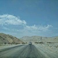Photo taken at Wadi Al Bieh by Vijith K. on 9/12/2016