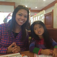 Photo taken at Friendly's by Nica A. on 10/31/2014