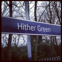 Photo taken at Hither Green Railway Station (HGR) by Cíca on 1/7/2013