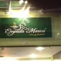Photo taken at empada maricá by Leandro C. on 1/26/2014