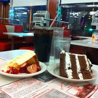 Photo taken at Four Star Diner Union City by Mary P. on 4/22/2014