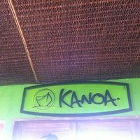 Foto tirada no(a) Kanoa Beach Bar por Bianca B. em 12/30/2012