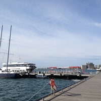 Photo taken at Harbourfront Centre by Shin N. on 10/13/2012