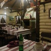 Photo taken at Ресторанно-готельний комплекс «Чумацький Шлях» by Pashunya on 5/8/2013