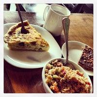 Photo taken at Black Walnut Bakery Cafe by Melissa L. on 6/6/2013