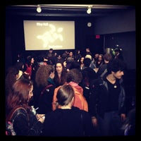 Photo taken at NYU Cantor Film Center by Diggs on 3/29/2013