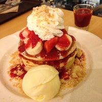 Photo taken at Pancake Café by MaewZa on 3/27/2017