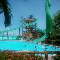 Photo taken at Villa Teresita Resort by Portia P. on 5/26/2013