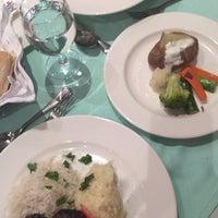 Photo taken at Cote d'Azur Restaurant by Abdullatif A. on 11/26/2017