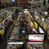 Photo taken at Waroros Market by aroma o. on 3/12/2013