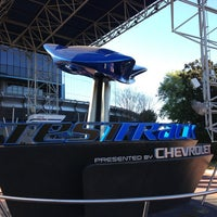 Photo taken at Test Track Presented by Chevrolet by Evan F. on 3/14/2013