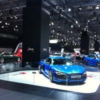 Photo taken at Audi на mmac by Dmitry G. on 9/7/2014