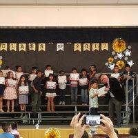 Photo taken at Sierra Lakes Elementary School by 🔱Marron🔱 on 5/22/2017