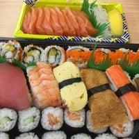 Photo taken at Sushi Kiosk by Nikolaus on 8/17/2016