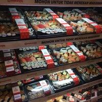 Photo taken at Sushi Kiosk by Nikolaus on 12/31/2016