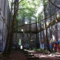 Photo taken at Old Vernonia Mill by Chris C. on 6/22/2013