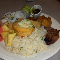 Photo taken at Great Wall Buffet by Pock B. on 9/26/2012