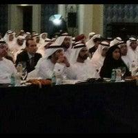 Photo taken at Joharah Ballroom by Hind A. on 11/19/2012