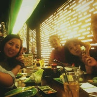 Photo taken at SushiGroove by Lina M. on 4/16/2014