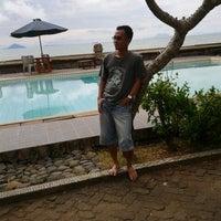 Photo taken at Marina Anyer Villa & Resort by yohansyah a. on 10/13/2013