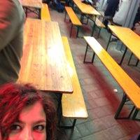 Photo taken at Centro Sociale Corto Circuito by Flavia P. on 1/18/2013