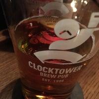 Photo taken at Clocktower Brew Pub by Scott P. on 3/17/2017