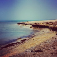 Photo taken at Delma Island by Asmaa E. on 3/18/2015