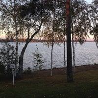 Photo taken at Kellarpelto by Michael on 10/4/2013