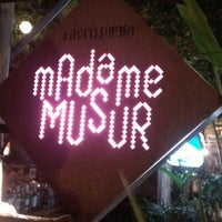 Photo taken at Madame Musur by cokey s. on 1/26/2013